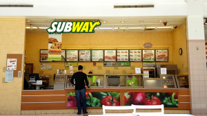 Tell Subway