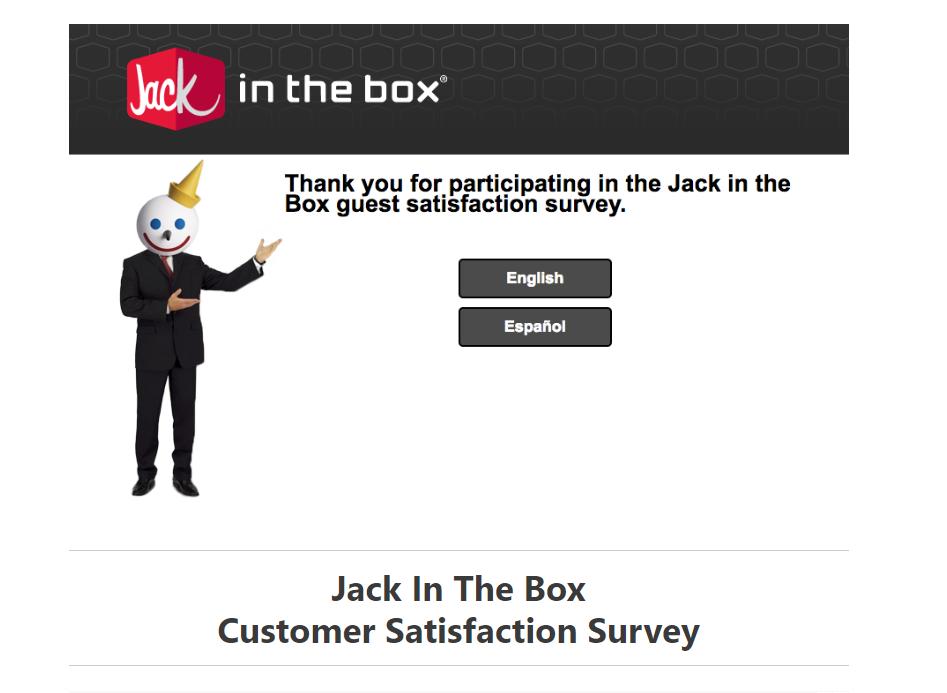 JackListens.com Survey - Two Free Tacos - Jack in the Box Survey